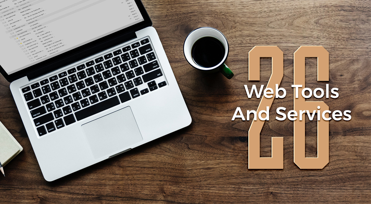 26 Web Tools And Services That Are Powering Half Of The Online Businesses