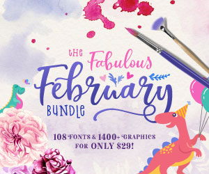 Fabulous February Bundle