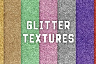 Glitter Textures Pack