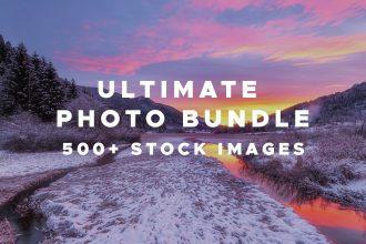Ultimate Photo Bundle – 500+ Stock Images