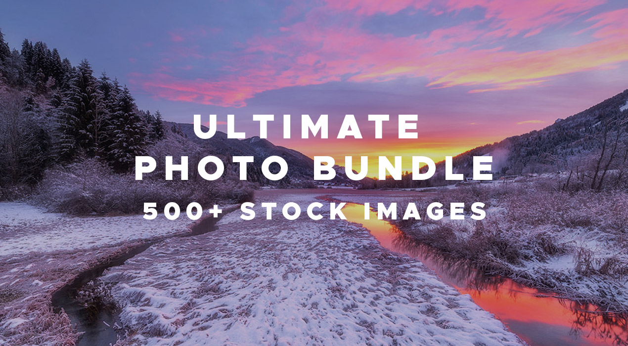 Ultimate Photo Bundle – 500+ Stock Images