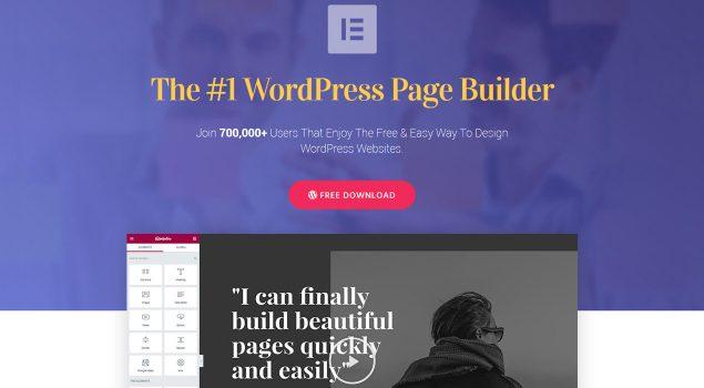 Elementor's 5-step Workflow Makes Website Building Crazy-Fast