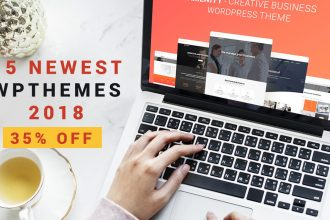 15 Newest Wordpress Themes