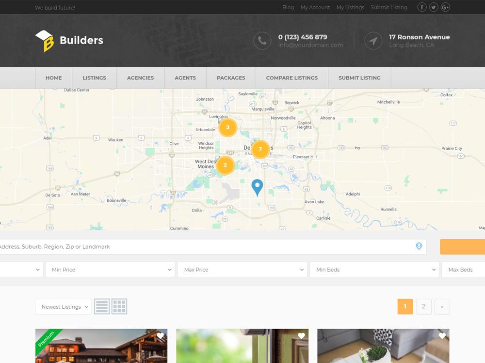 Giveaway: WP Real Estate Pro