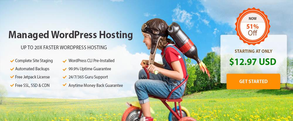 Managed WordPress Hosting