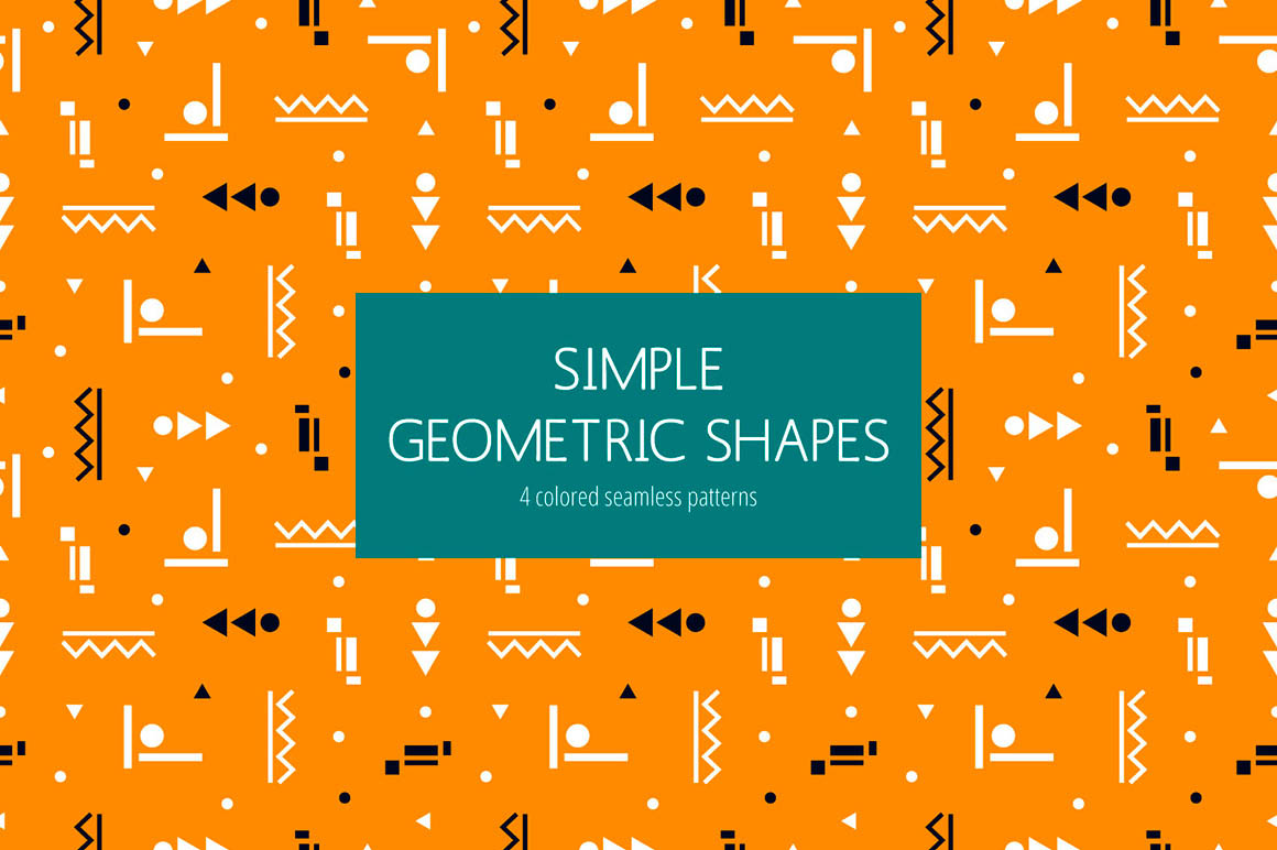 Simple Geometric Pattern