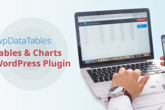 Easily Add Tables and Charts to Your Sites with This Premier WordPress Plugin