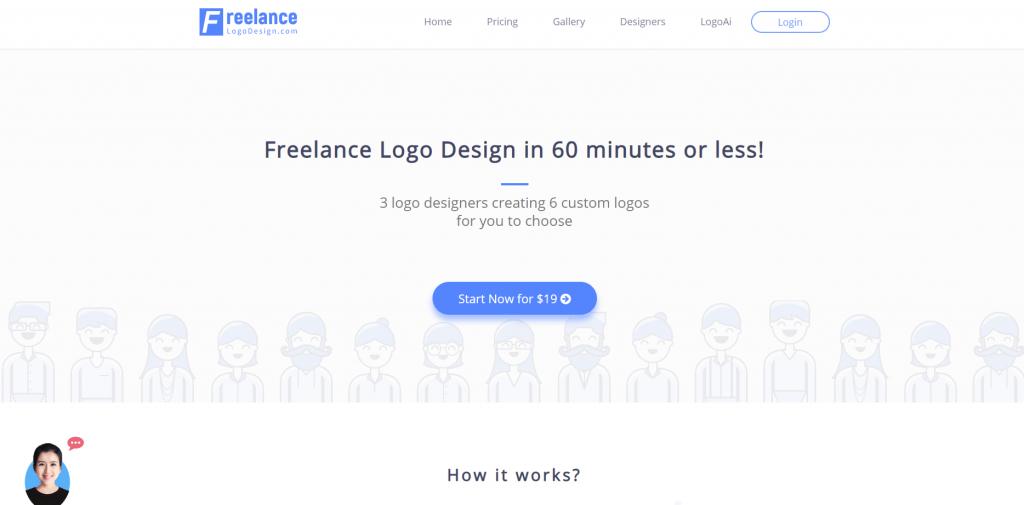 Freelance Logo Design