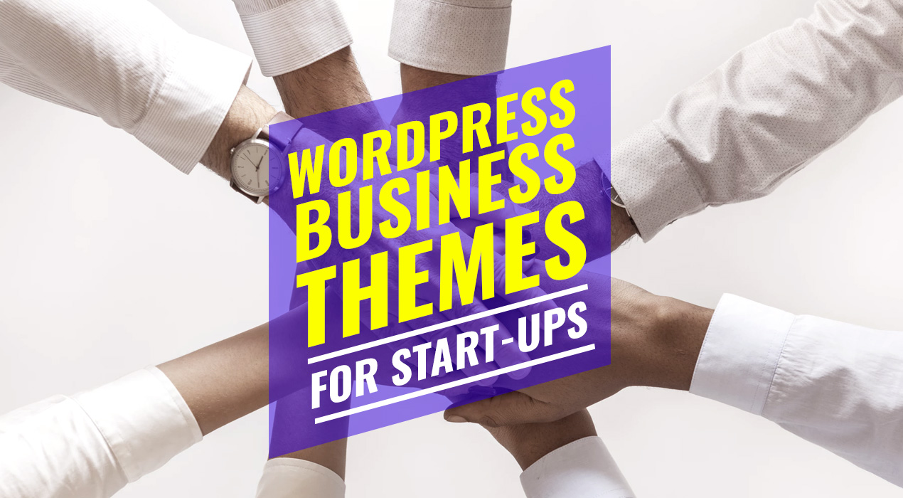 Can't find the best WordPress Business Themes? Check out this fresh list!