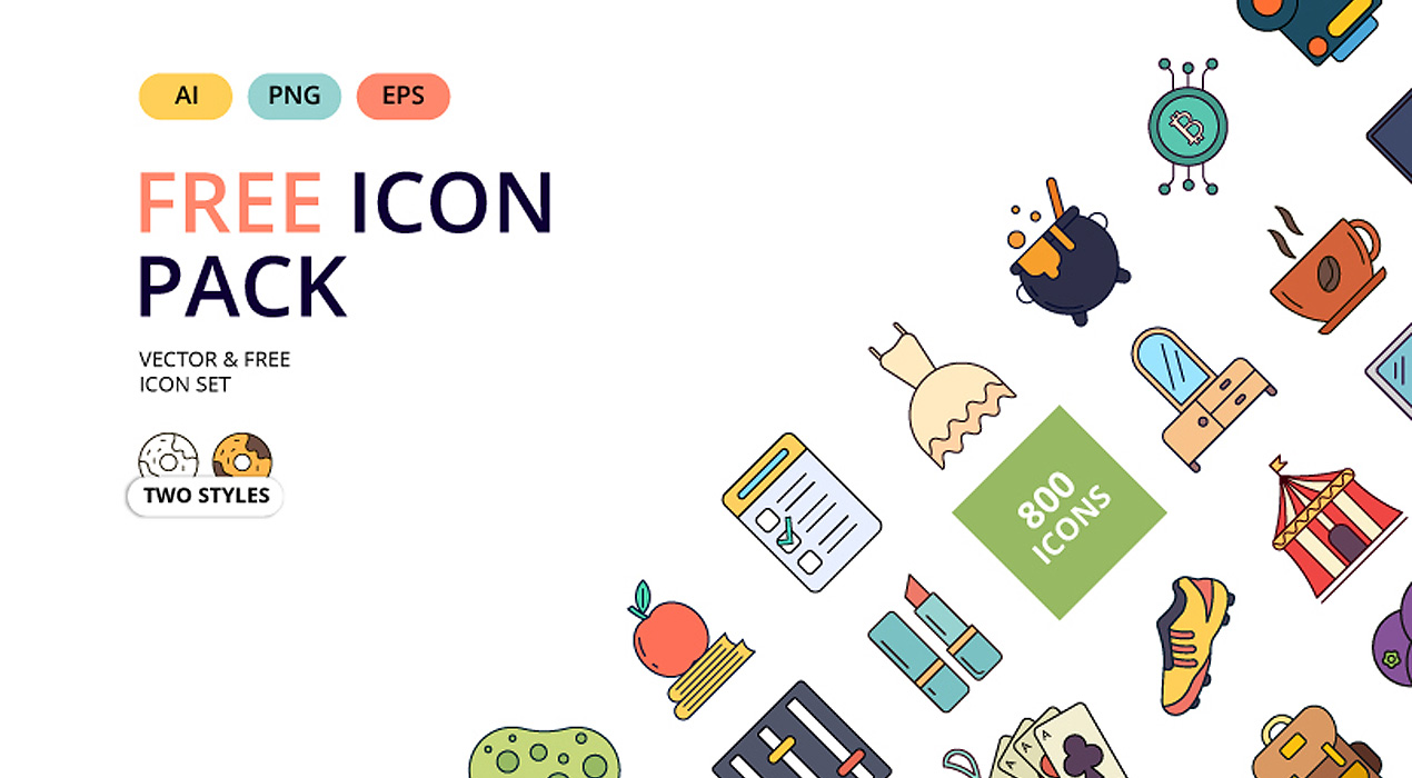 Free Icon Packs
