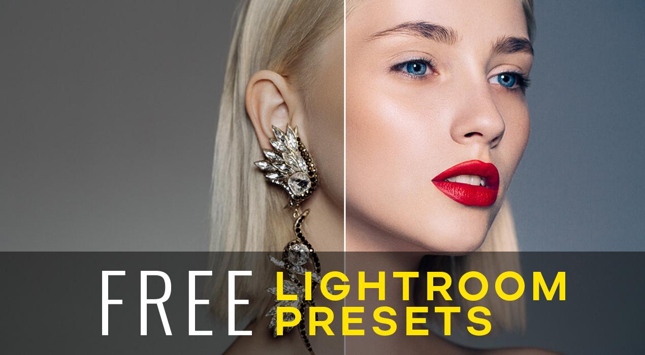 Free Lightroom Presets - GraphicsFuel