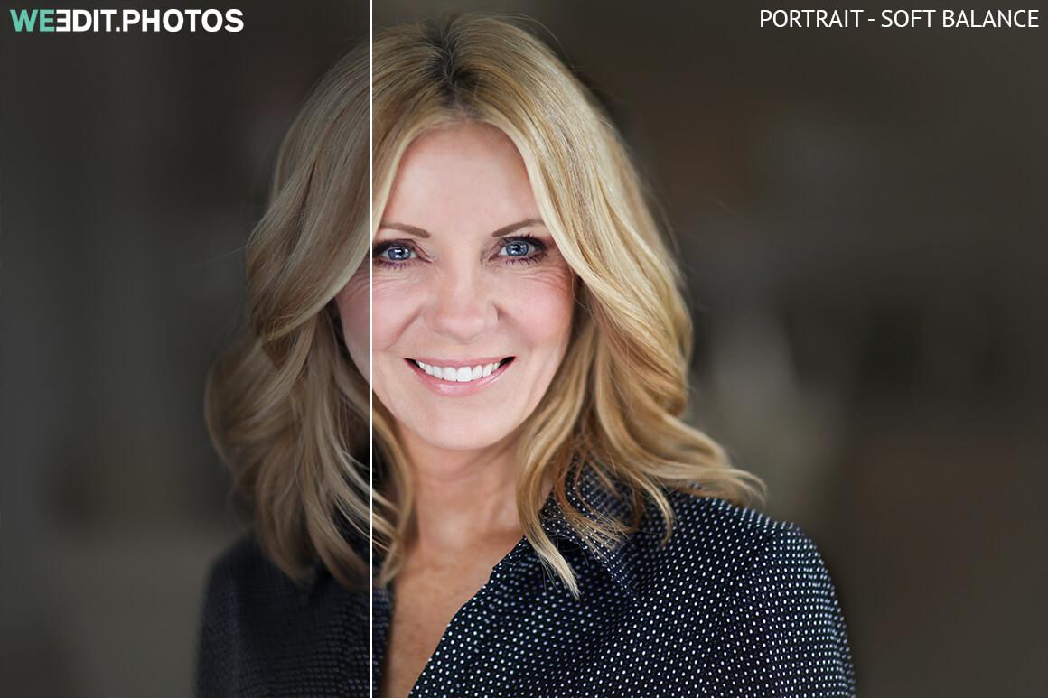 Portrait Photo Edit