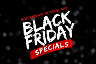 Check Out These Black Friday Specials for Web Designers and Developers