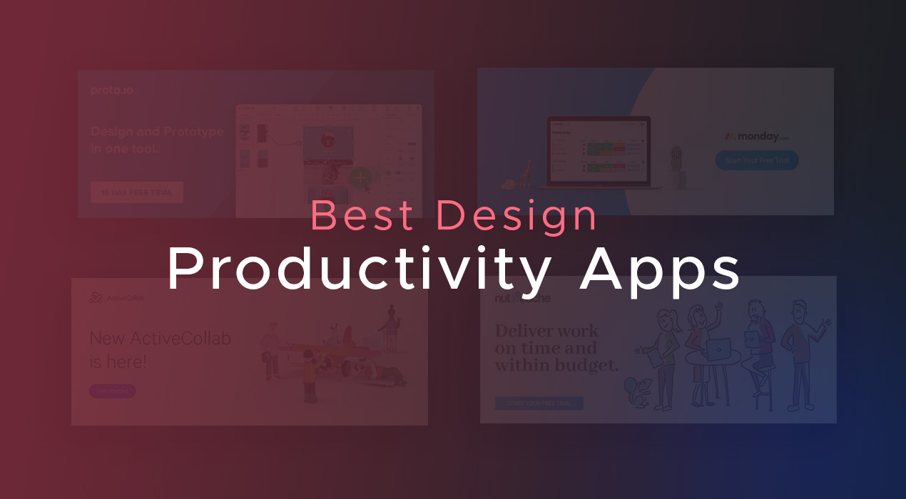 Can't find the best design productivity apps? Check out this fresh list