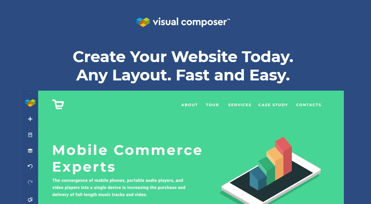 Tutorial: How to Build a Complete Landing Page Quickly and Easily With the       Visual Composer Website Builder