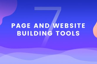 Page & Website Building Tools