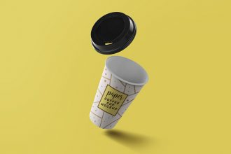 Coffee Cup Mockups Kit