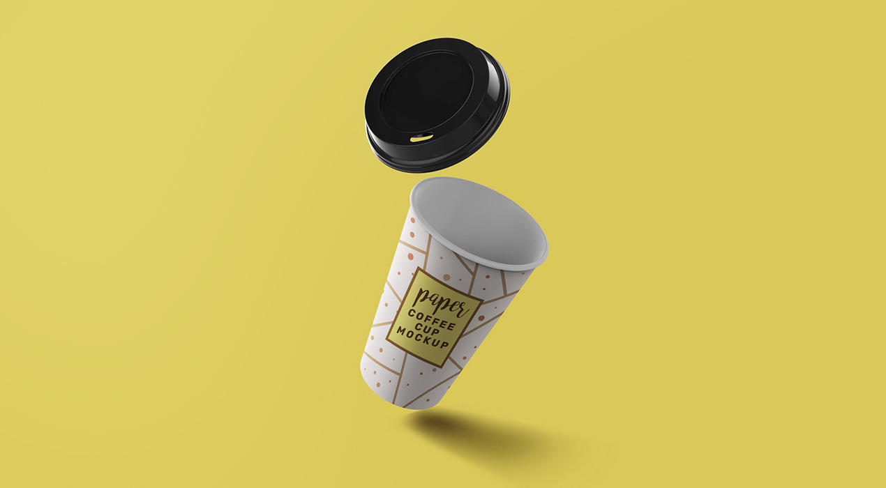 Coffee Cup Mockups Kit