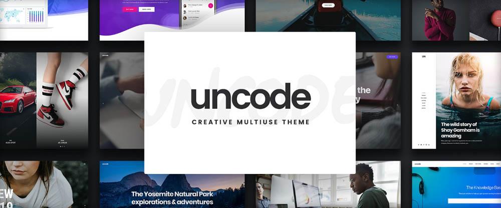 Uncode WP Theme