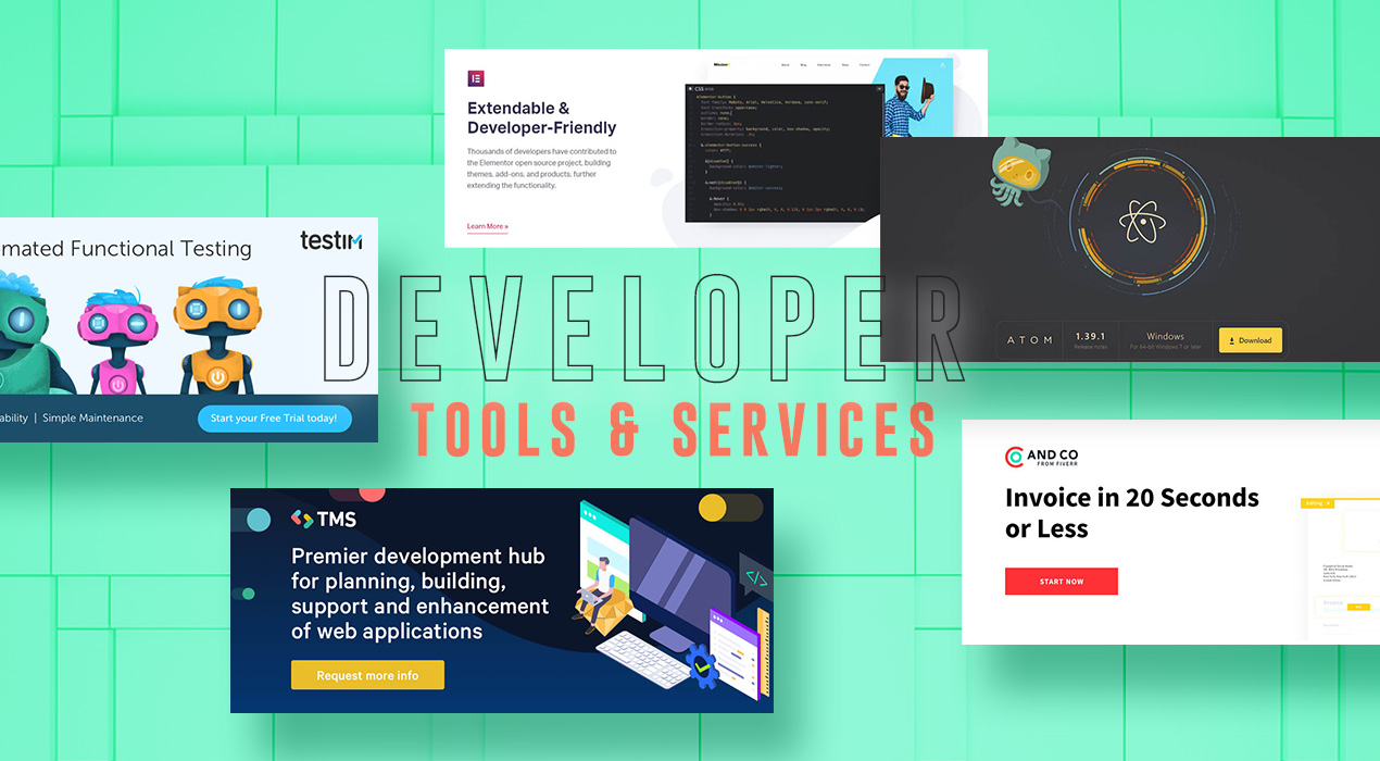 Great Developer Tools and Services you need to try