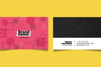 Vector Business Card Templates