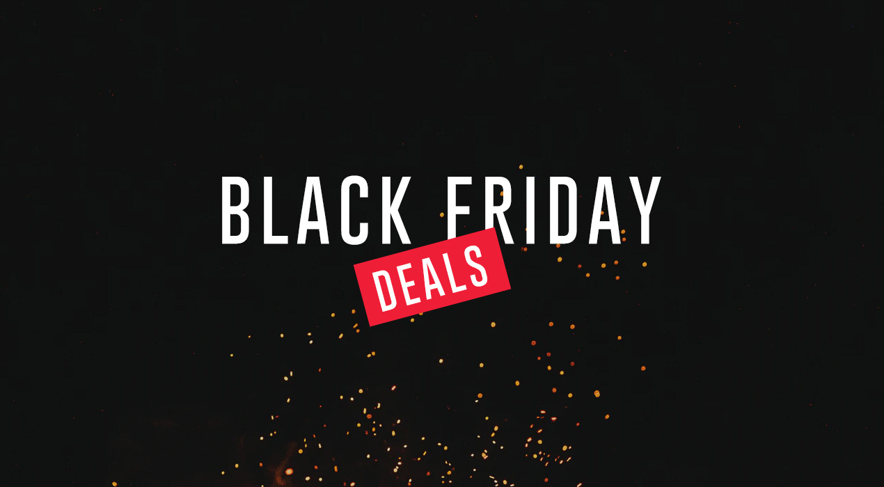 10 Must-Haves for Web Designers on Black Friday