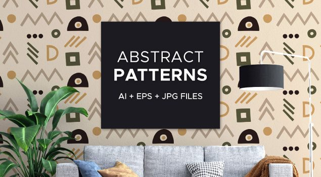 Vector Abstract Patterns