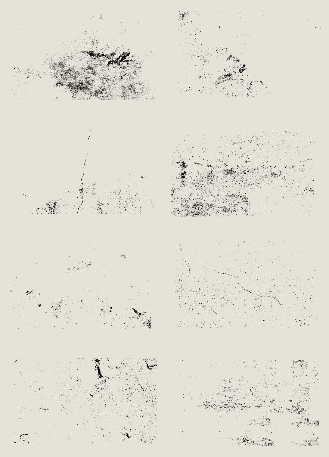 Grunge Vector Textures
