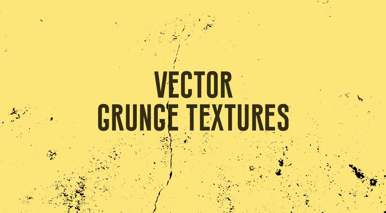 Vector Grunge Textures