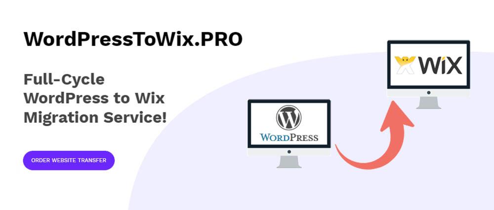 WordpressToWixPro