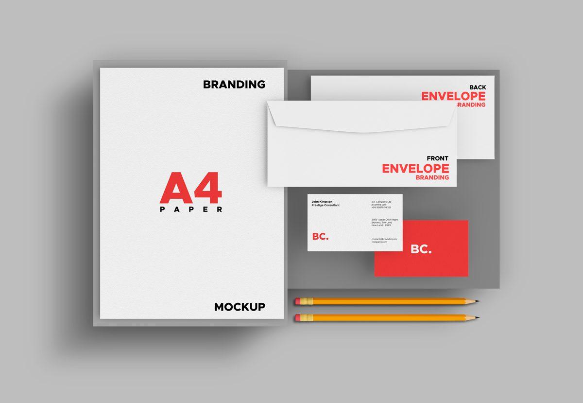 Branding Mockup