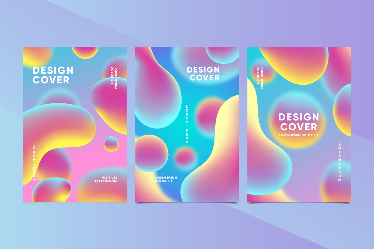 Abstract Cover Collection