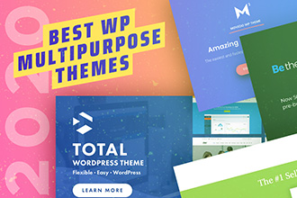 The best WP Multipurpose Themes to use this year