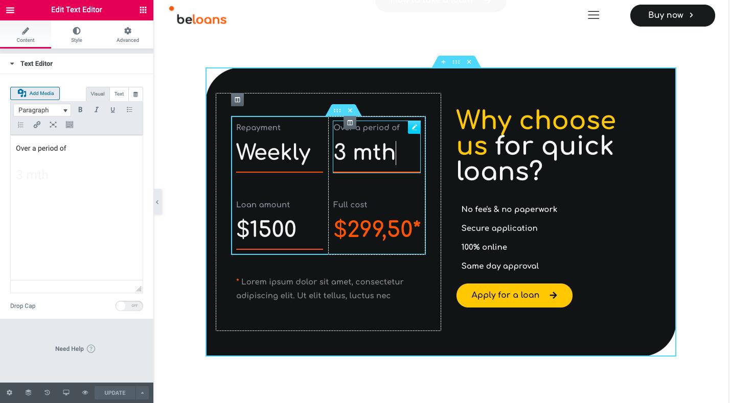 Be Loans