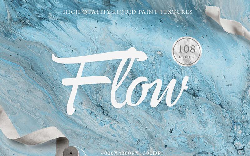 Flow Paint Textures