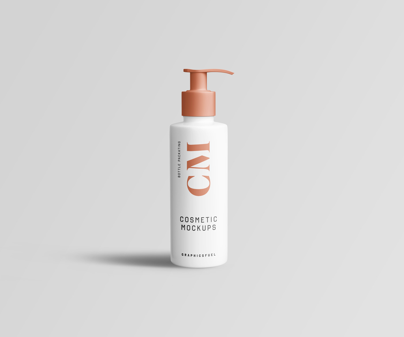 Cosmetic Product Bottle Mockups