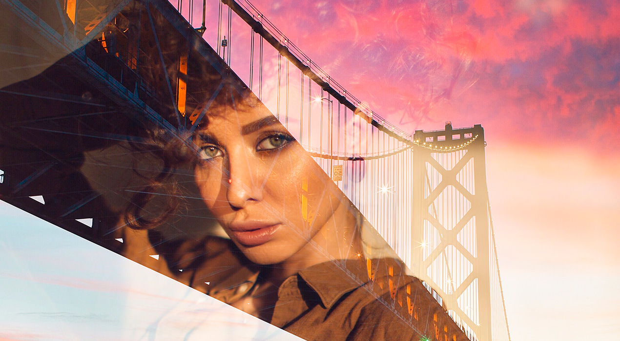 How to Overlay an Image in Photoshop