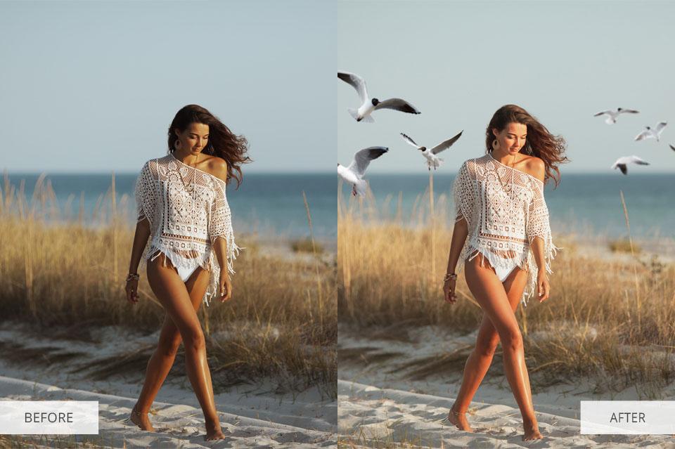 Overlay an Image Using Photoshop Plugins