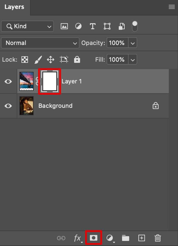 Photoshop Layer Masks