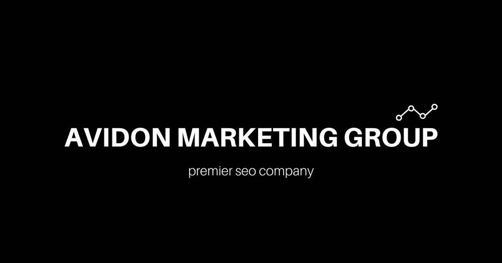 Avidon Marketing Group, Los Angeles SEO