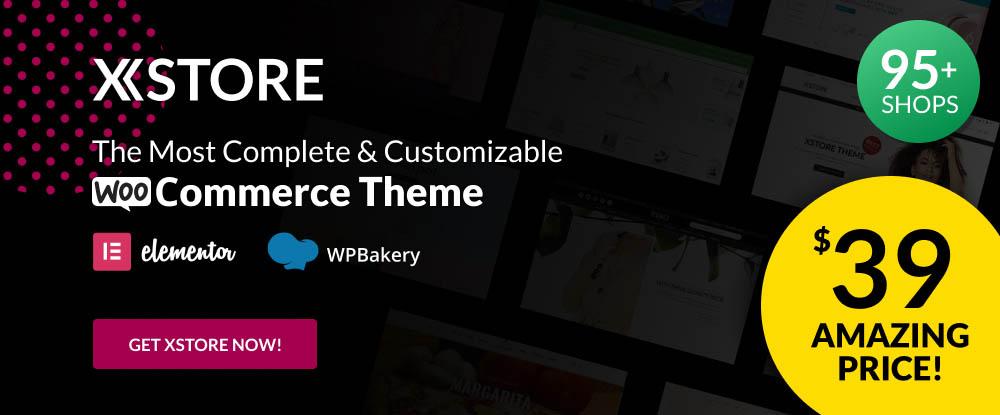 XStore | Responsive Multi-Purpose WooCommerce WordPress Theme