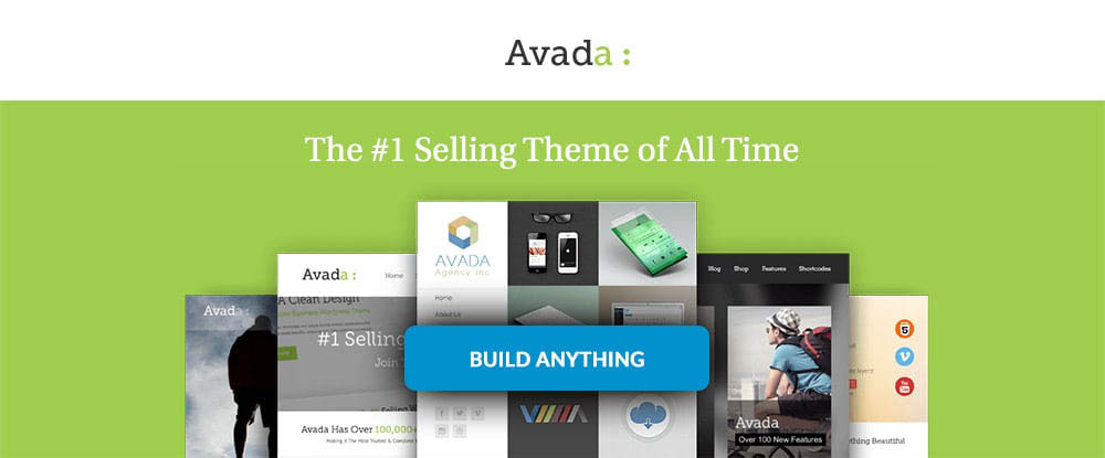 Avada WP Theme