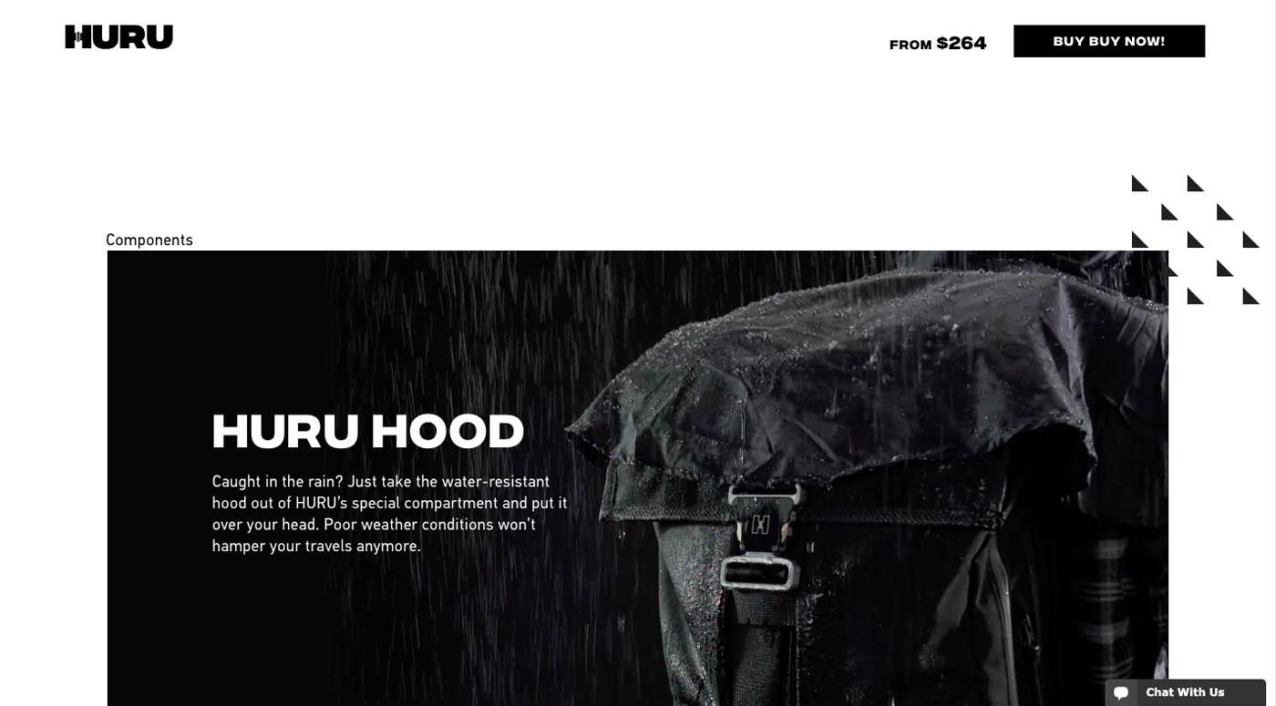 Huru Hood