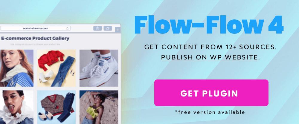 Flow-Flow Social Feed