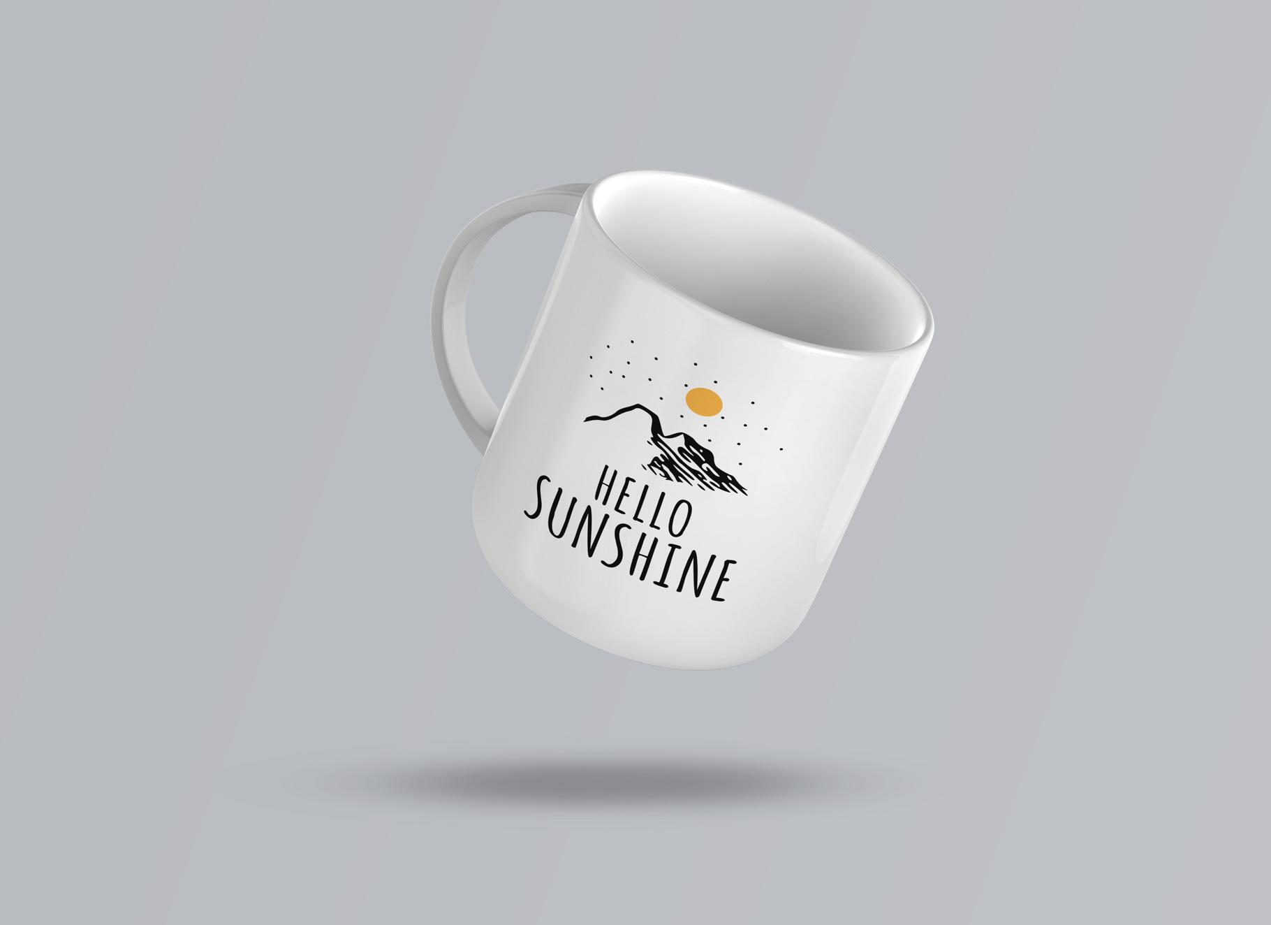 Coffee Mug Mockups