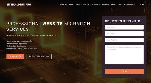 Sitebuilders.pro