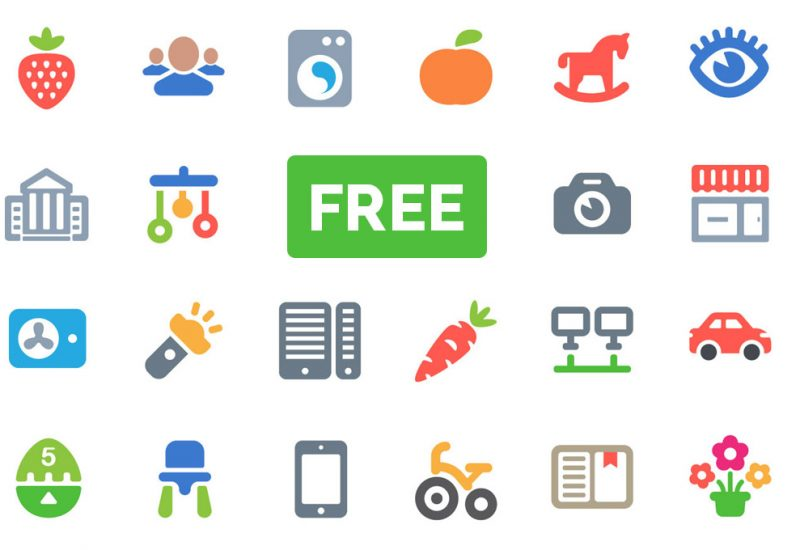 100-free-color-icons-featured
