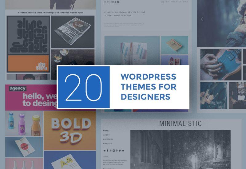 20 Free & Premium WP Themes