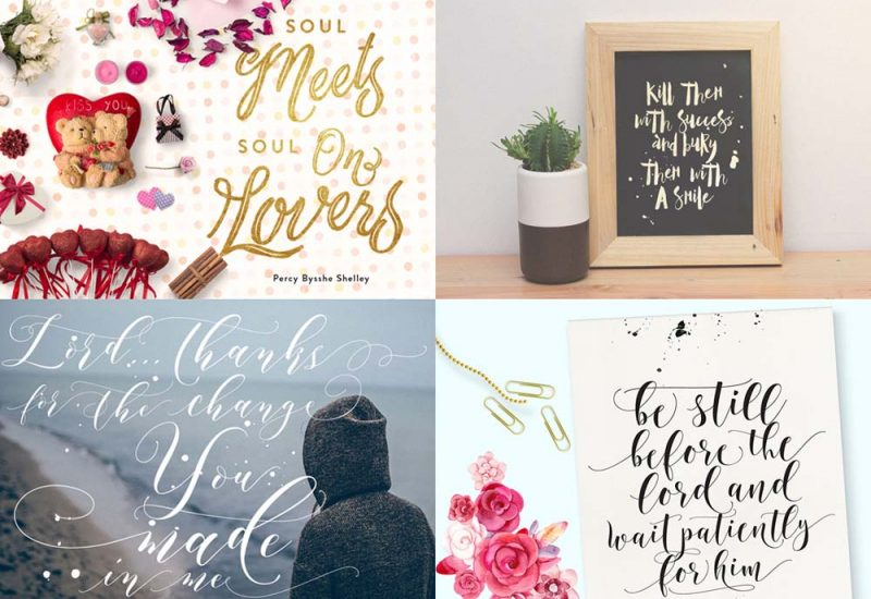 Buy 30 Script Fonts Bundle