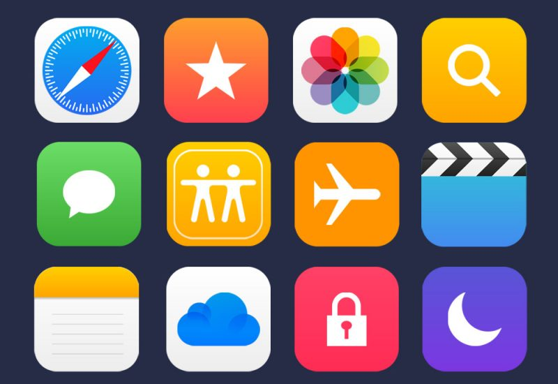 36-Apple-App-Vector-Icons